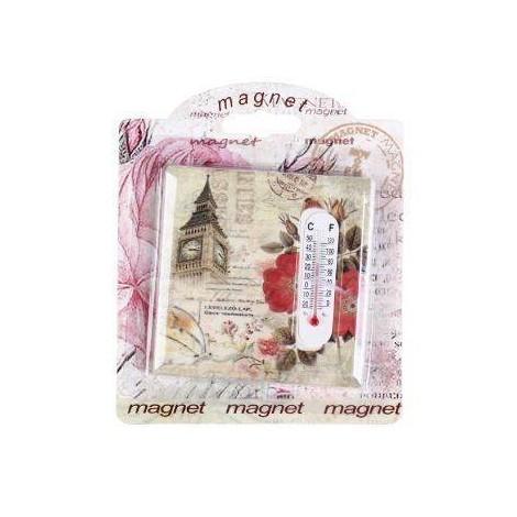 Termometro Imán Vintage