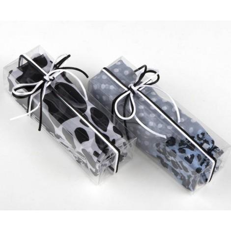 Foulard estam.animal gris/negro caja regalo stdo.min2