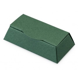 Est piramidal pequeño verde 8,5x4,5x2cm, min.25