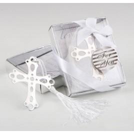 Punto libro cruz en caja regalo 7,5x9x2cm (caja)