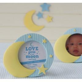 Marco fotos baby Luna y Estrellas P.GOLOSO