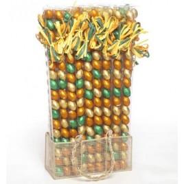 Expositor 27 estuches 17 huevos praliné Pascua*