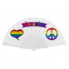 Abanico Orgullo Gay 01