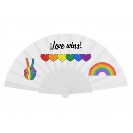 Abanico Orgullo Gay 02