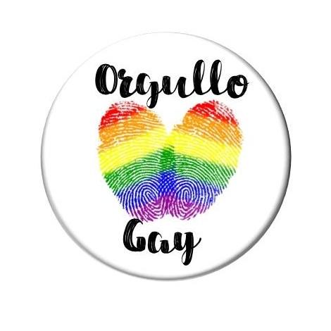 Chapa Orgullo Gay 05