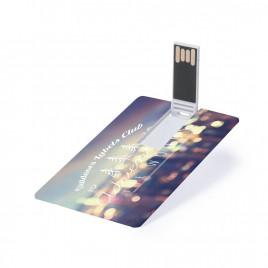 Memoria USB Tarjeta Foto Personalizada