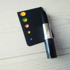Kit Boligrafo pintalabios y bloc para Comunión