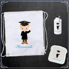 Graduacion kit para graduados