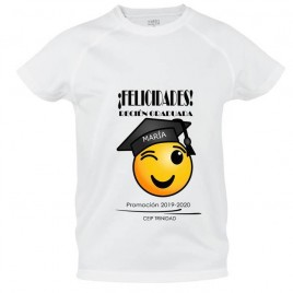 Camisetas Graduacion Emoji