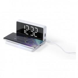 Reloj Cargador Multifunción