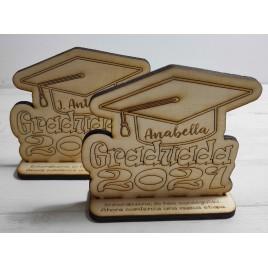 Trofeo Graduados Madera
