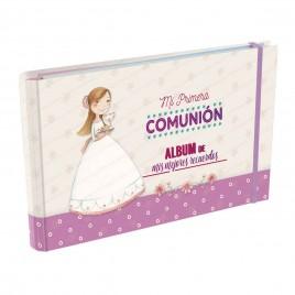 Álbum Comunión niña cáliz