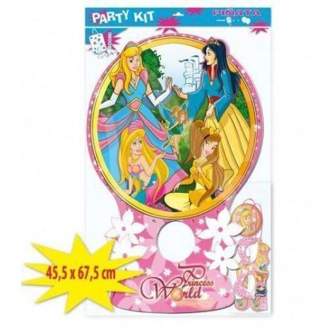 Piñata Princess World