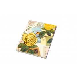 Bloc de Notas Floral