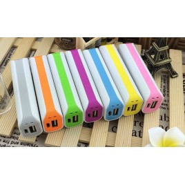 Power Bank Diseño 2600mAh