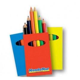 Caja Color con lapices Colores