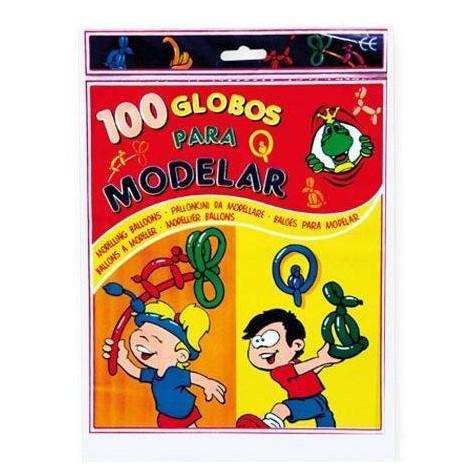 100 Globos Modelar