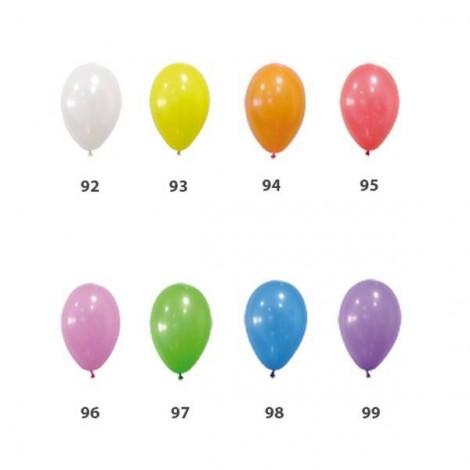 100 Globos 16X23 Pastel