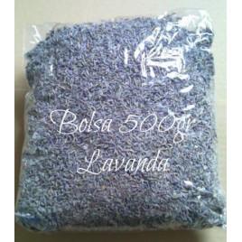 Lavanda Bolsa 500gr