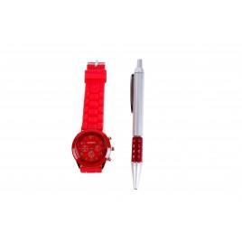 Reloj Style + Bolígrafo