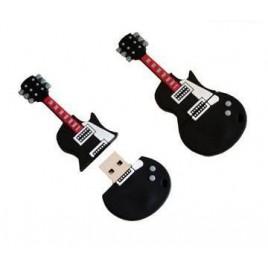Memoria USB Llavero Guitarra