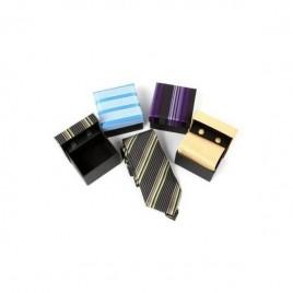 Corbata y Gemelos