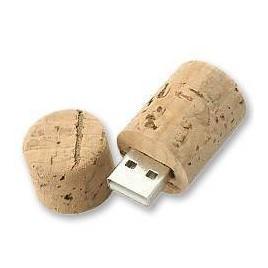 USB CORCHO TAPON BOTELLA VINO