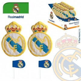Piruleta Real Madrid