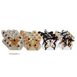 Set 12 cajitas Mariposa