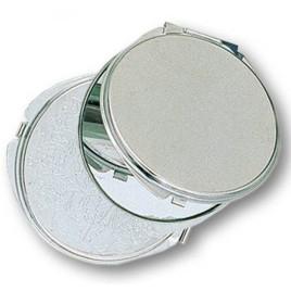 Espejo Metálico Personalizado Bautizo