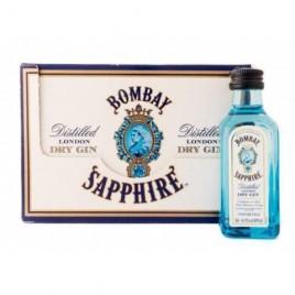 Pack 12 Botellas Mini Bombay Sapphire Gin