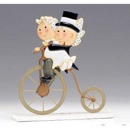 Figura pastel metal Pit &Pita Bicicleta