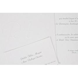 Invitacion boda Tarjeta