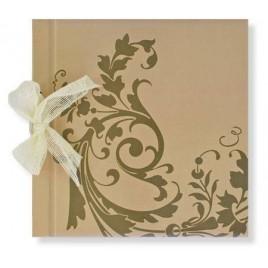 Libro Firmas Floral