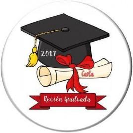 Chapas Graduación Generica