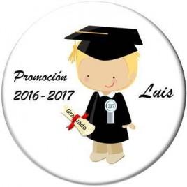 Chapas Graduado 1