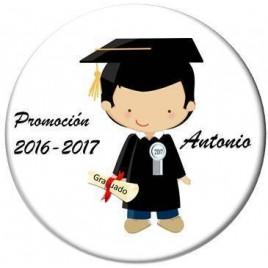 Chapas Graduado 3