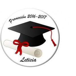 Chapas Graduación