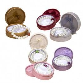 Pulsera Perlas en caja