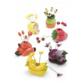 Frutas y Verduras 4 pinchos