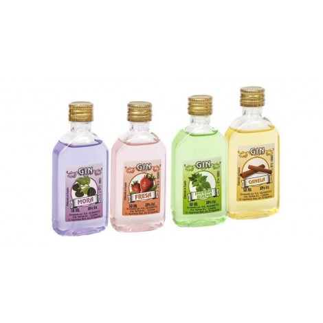 Gin botella 50ml
