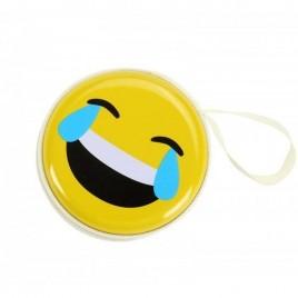 Caja Metálica Emoticonos