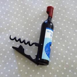 Botella Abridor+Sacacorchos Comunión Niño
