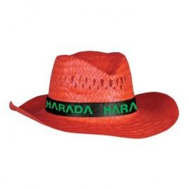 Sombrero Paja de Colores