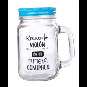 jarra con frases para comuniones