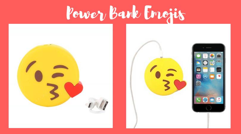 POWER BANK EMOJIS
