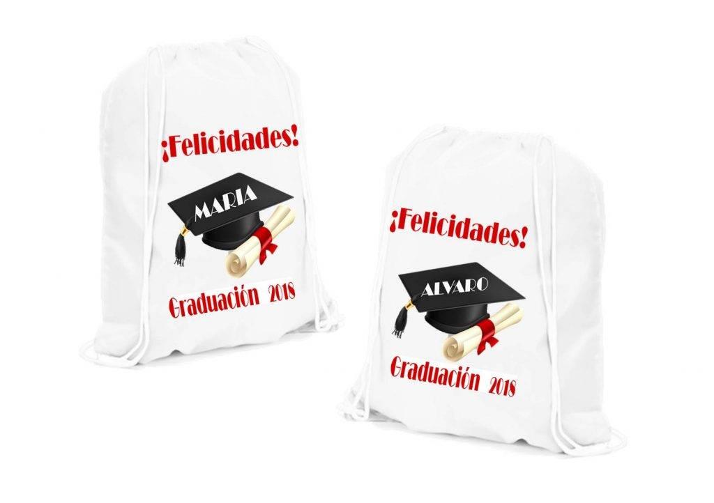 bolsas graduacion primaria