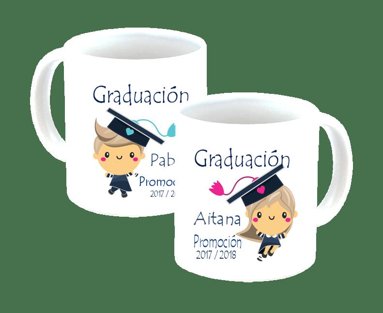Tazas Graduacion