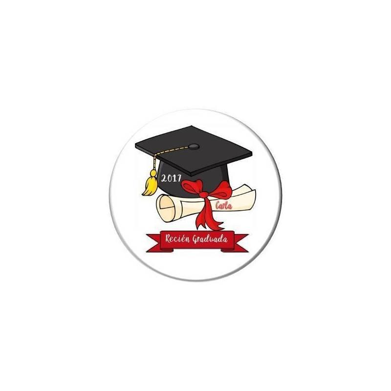 chapas graduacion