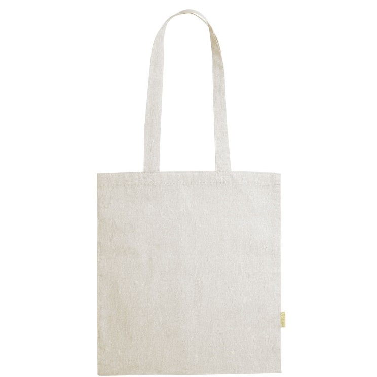 bolsa de algodón reciclado
